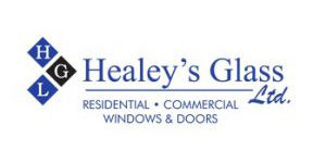 Logo-Healey's Glass Ltd